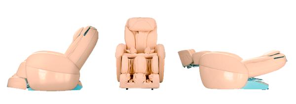 Размеры массажного кресла Homeline