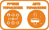 Ручное и Автоматическое управления массажной накидкой