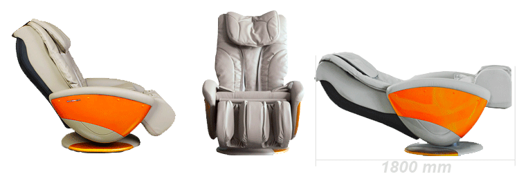 Размеры массажного кресла Universal Rt-6150