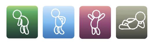 Автоматические программы массажного кресла
